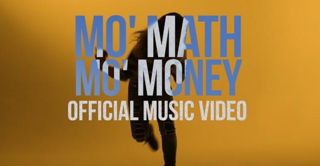 Mo' Math Mo' Money Video Rap