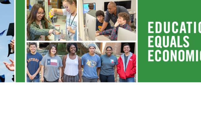 E3-3D: High School & Postsecondary Outcomes Under HB5 – December 12, 2019
