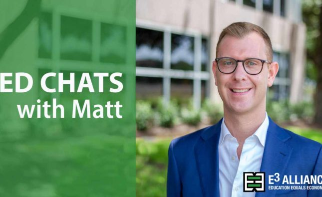 Ed Chats with Matt, Episode 10: Instruction