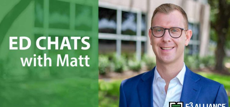 Ed Chats with Matt, Episode 3: Distance Learning
