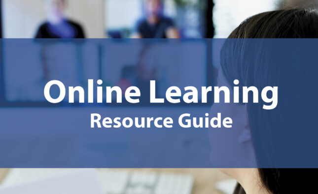 E3 Alliance Online Learning Resource Guide