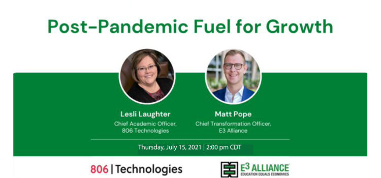 Post-Pandemic Fuel for Growth Part 2: Forward Momentum | July 15, 2021